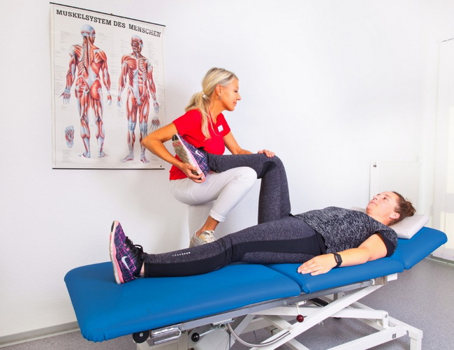Rehamed Physiotherapie